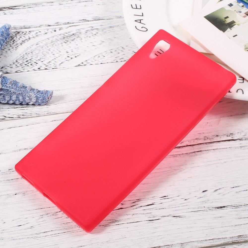 Billede af Sony Xperia XA1 InCover TPU Cover - Rød