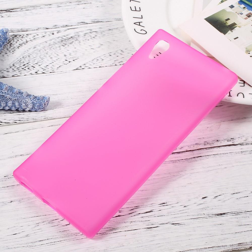 Billede af Sony Xperia XA1 InCover TPU Cover - Rosa