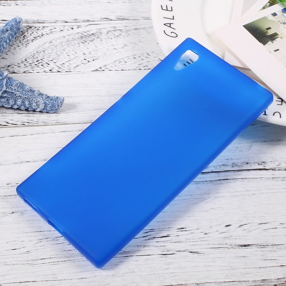 Billede af Sony Xperia XA1 InCover TPU Cover - Blå