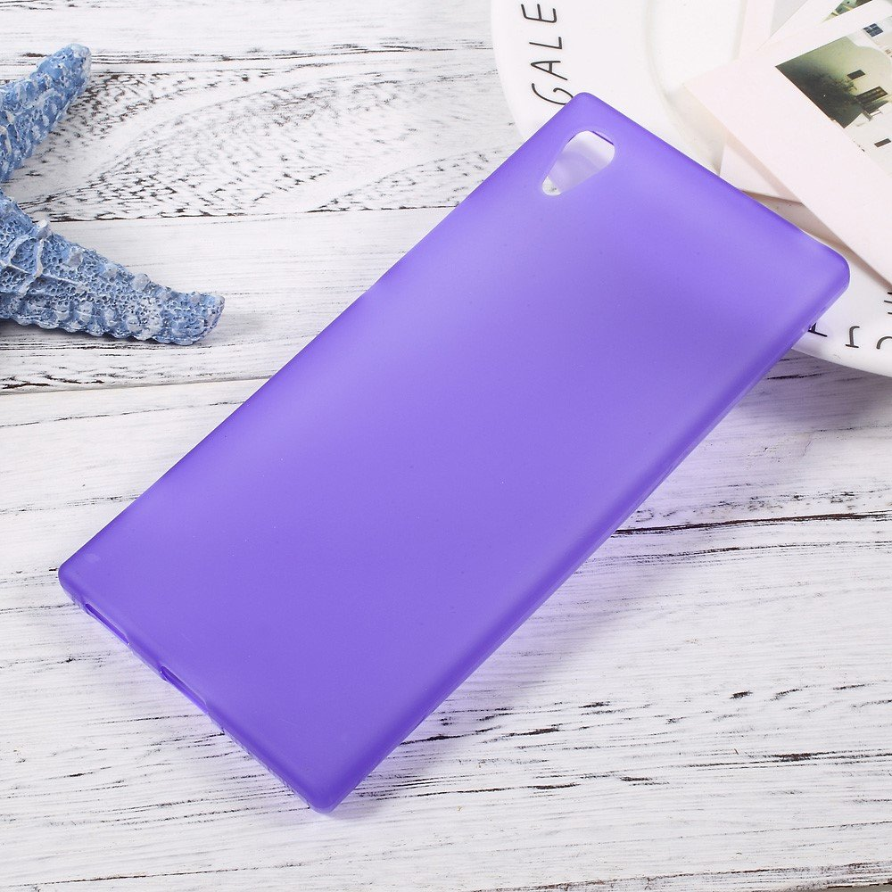 Billede af Sony Xperia XA1 InCover TPU Cover - Lilla