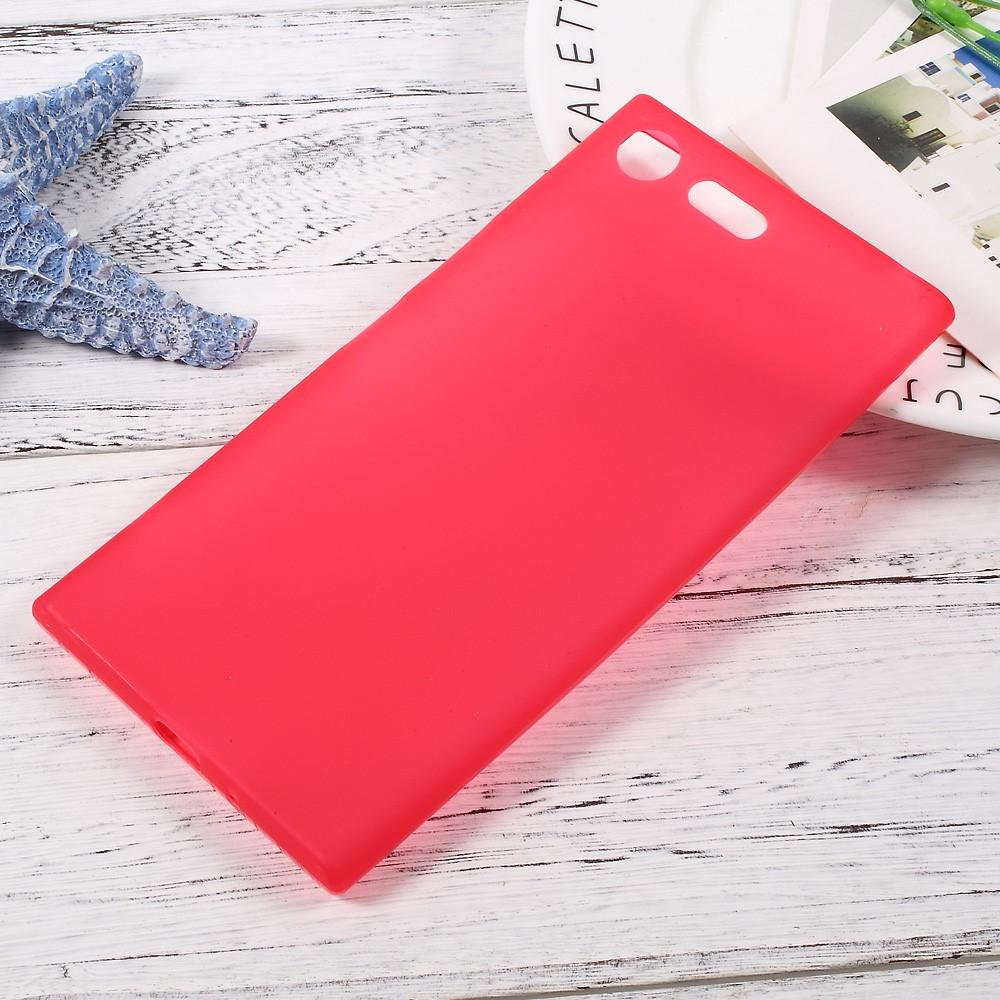 Billede af Sony Xperia XZ Premium InCover TPU Cover - Rød