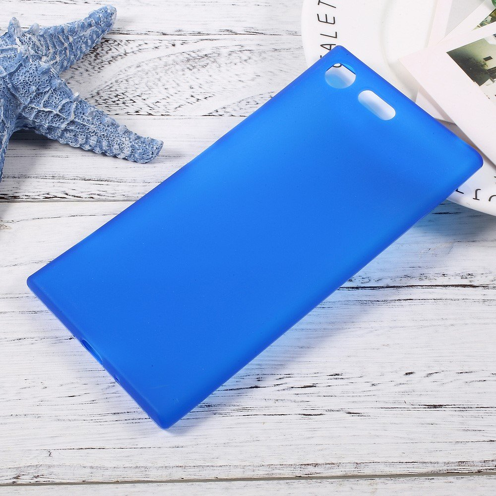 Billede af Sony Xperia XZ Premium InCover TPU Cover - Blå