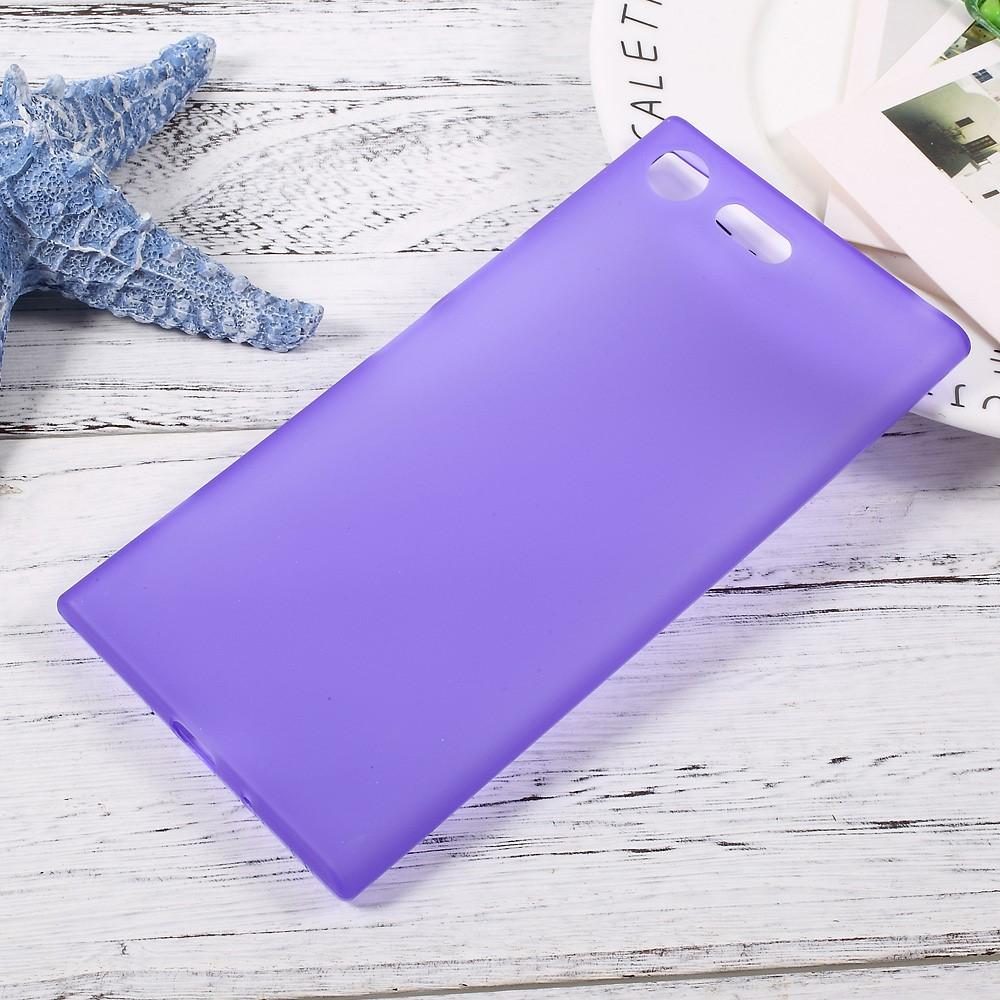 Billede af Sony Xperia XZ Premium InCover TPU Cover - Lilla