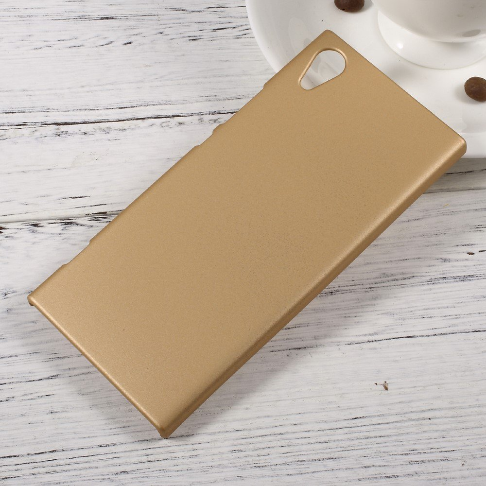 Billede af Sony Xperia XA1 InCover Plastik Cover - Guld