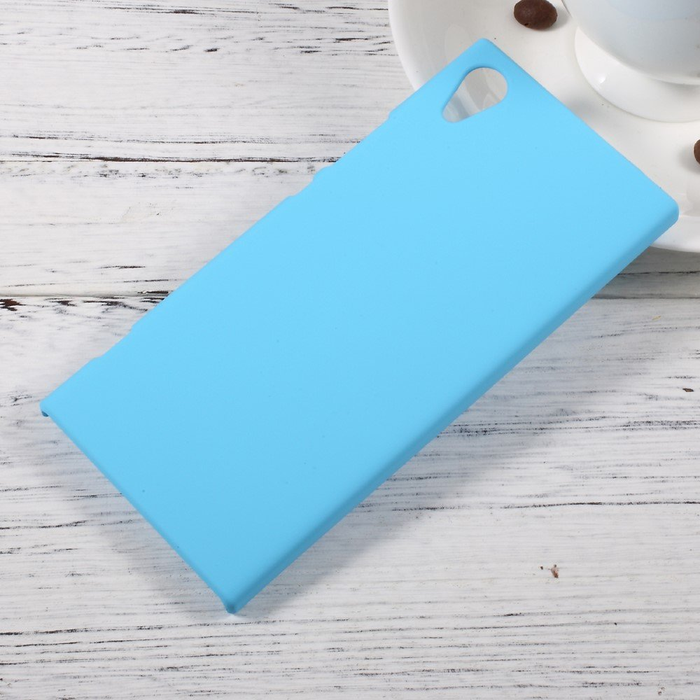 Billede af Sony Xperia XA1 InCover Plastik Cover - Lys Blå