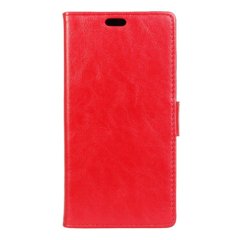 Billede af LG V20 PU læder FlipCover m. Kortholder - Rød