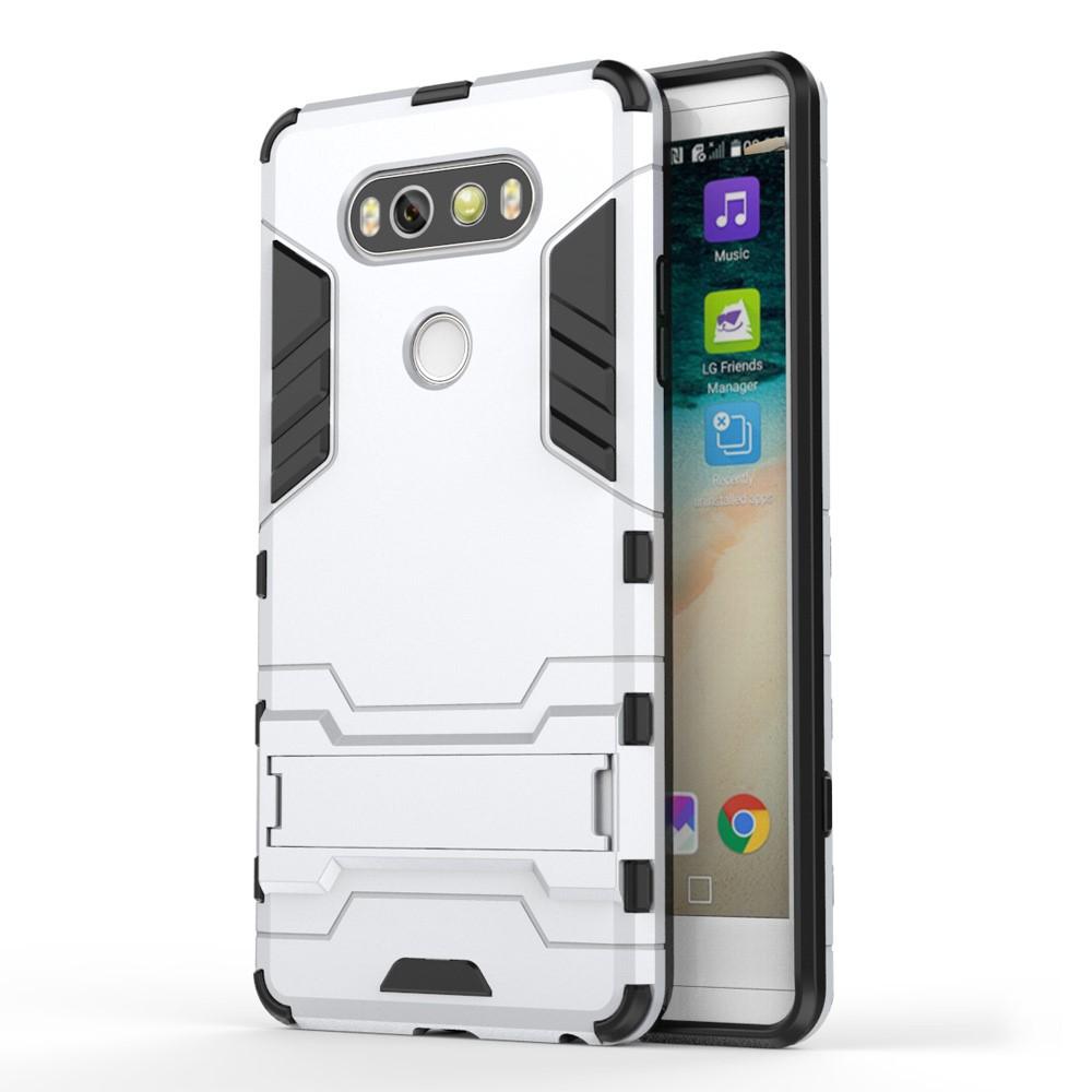 Billede af LG V20 InCover TPU Hybrid Cover - Sølv
