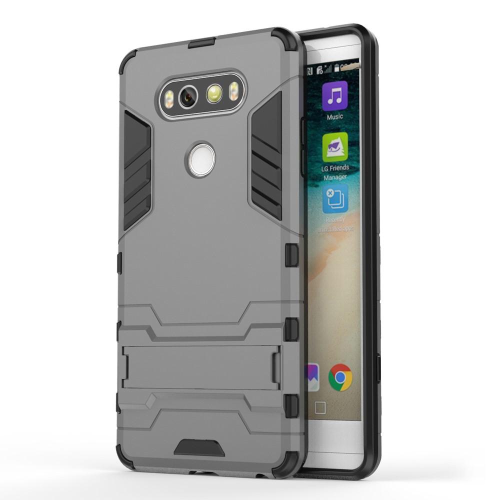Billede af LG V20 InCover TPU Hybrid Cover - Grå