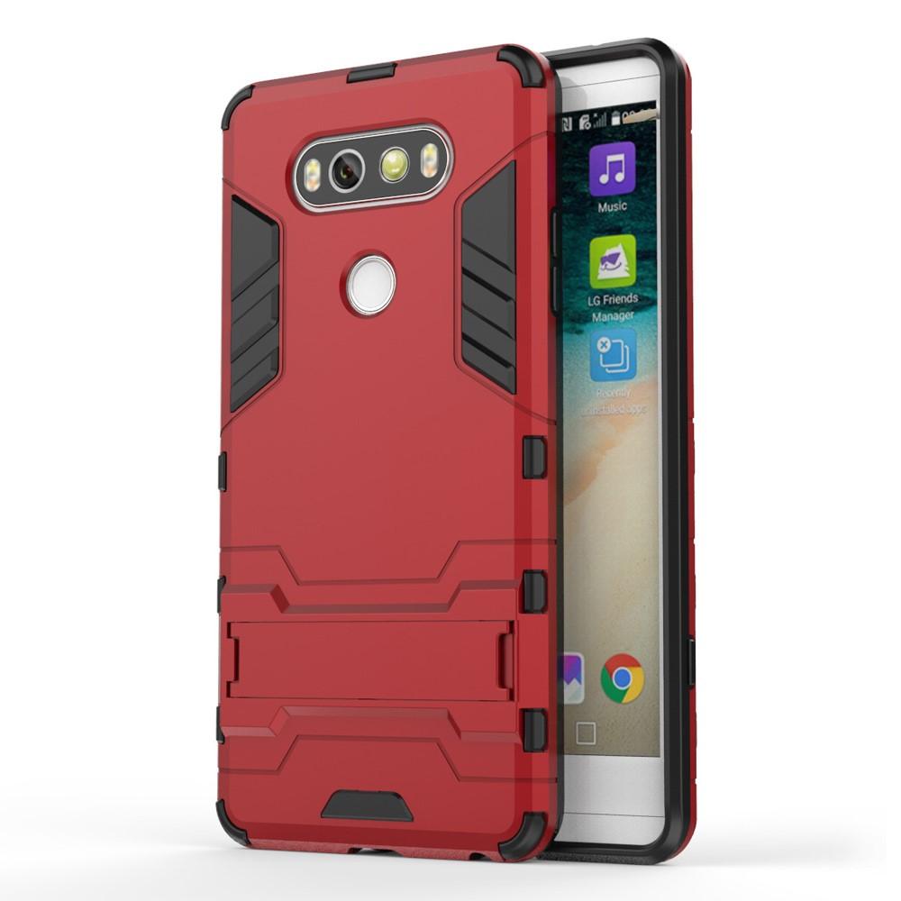 Billede af LG V20 InCover TPU Hybrid Cover - Rød