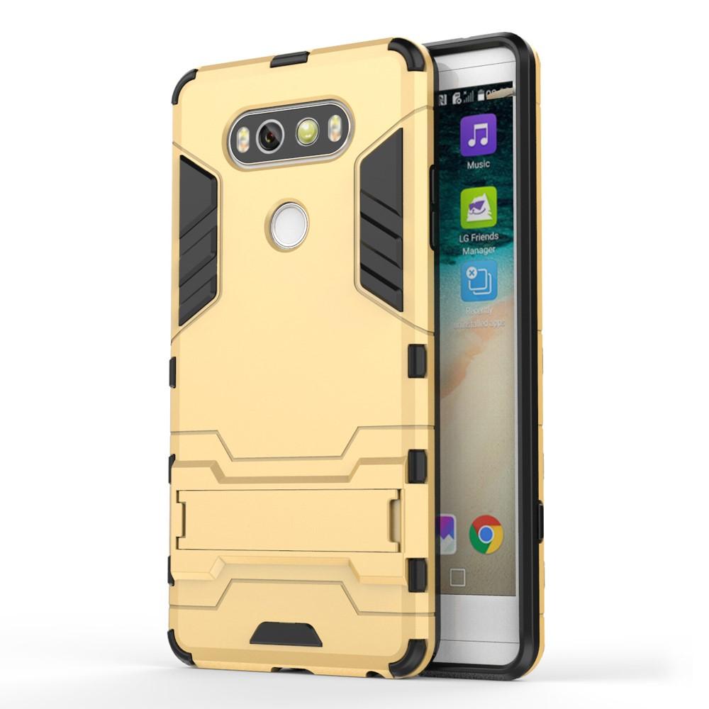 Billede af LG V20 InCover TPU Hybrid Cover - Guld