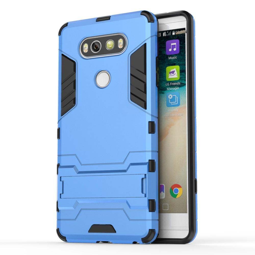 Billede af LG V20 InCover TPU Hybrid Cover - Lys blå