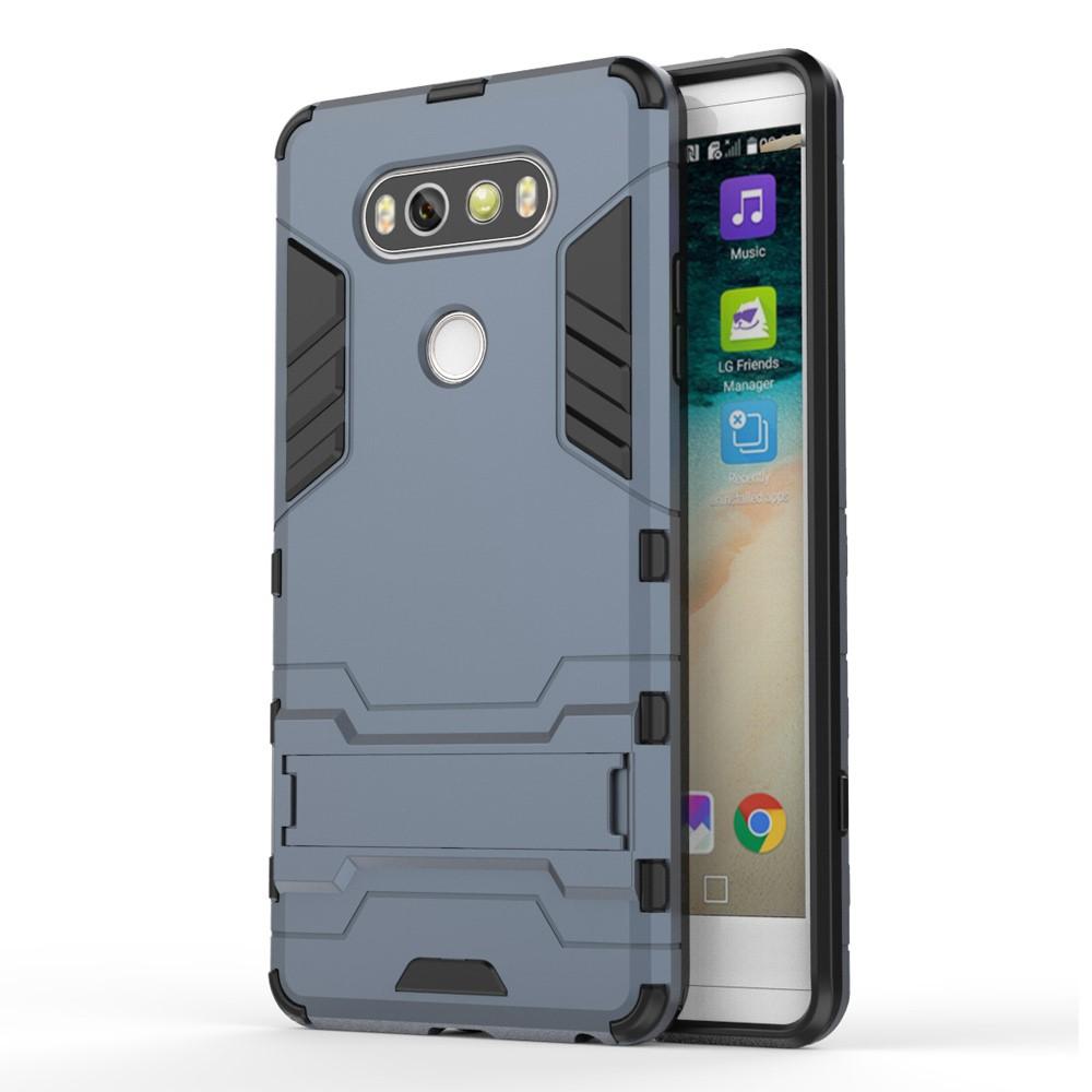 Billede af LG V20 InCover TPU Hybrid Cover - Mørk blå