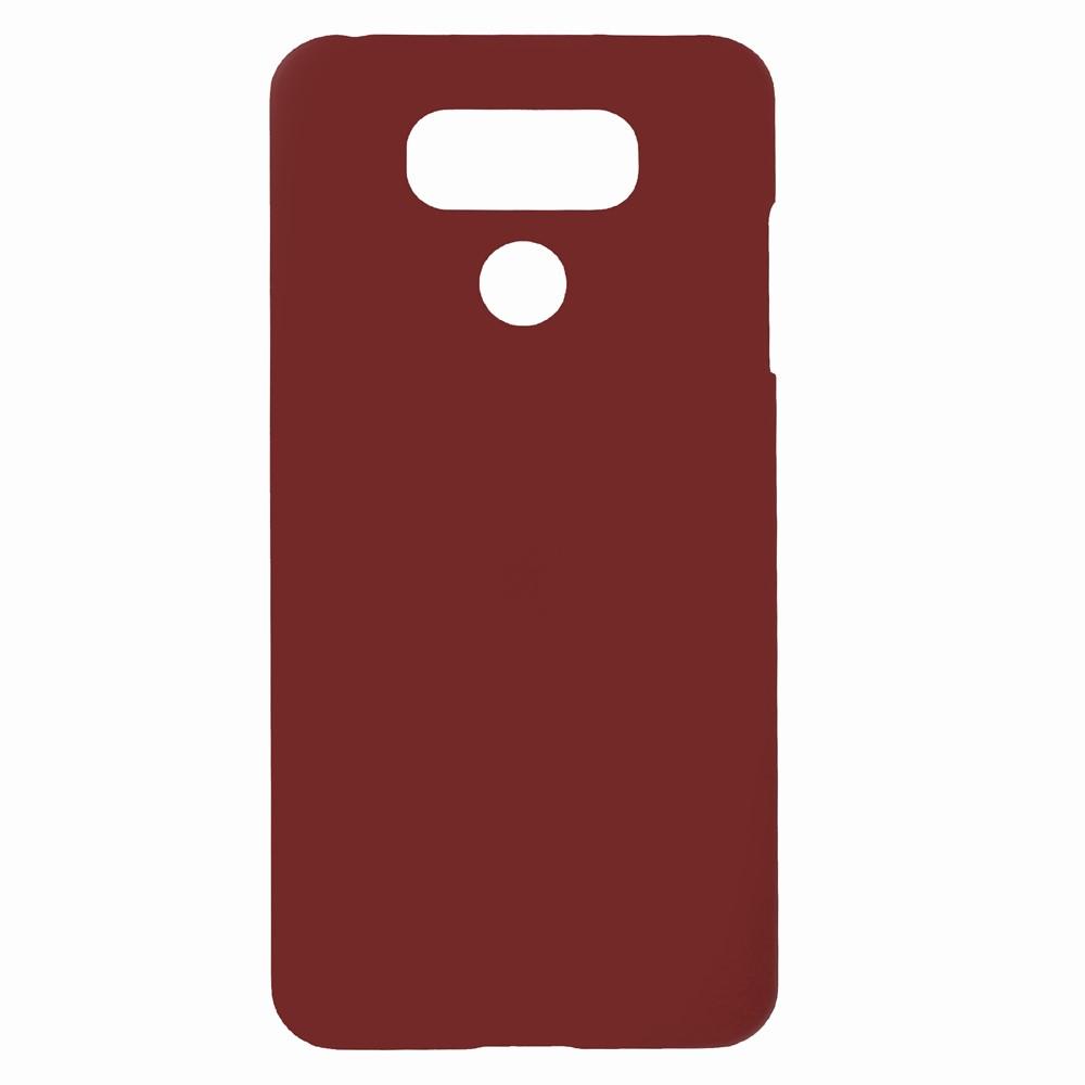 Billede af LG G6 InCover Plastik Cover - Rød