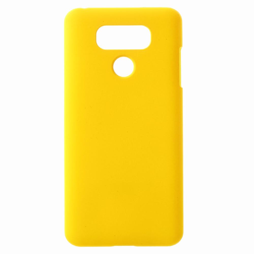 Billede af LG G6 InCover Plastik Cover - Gul