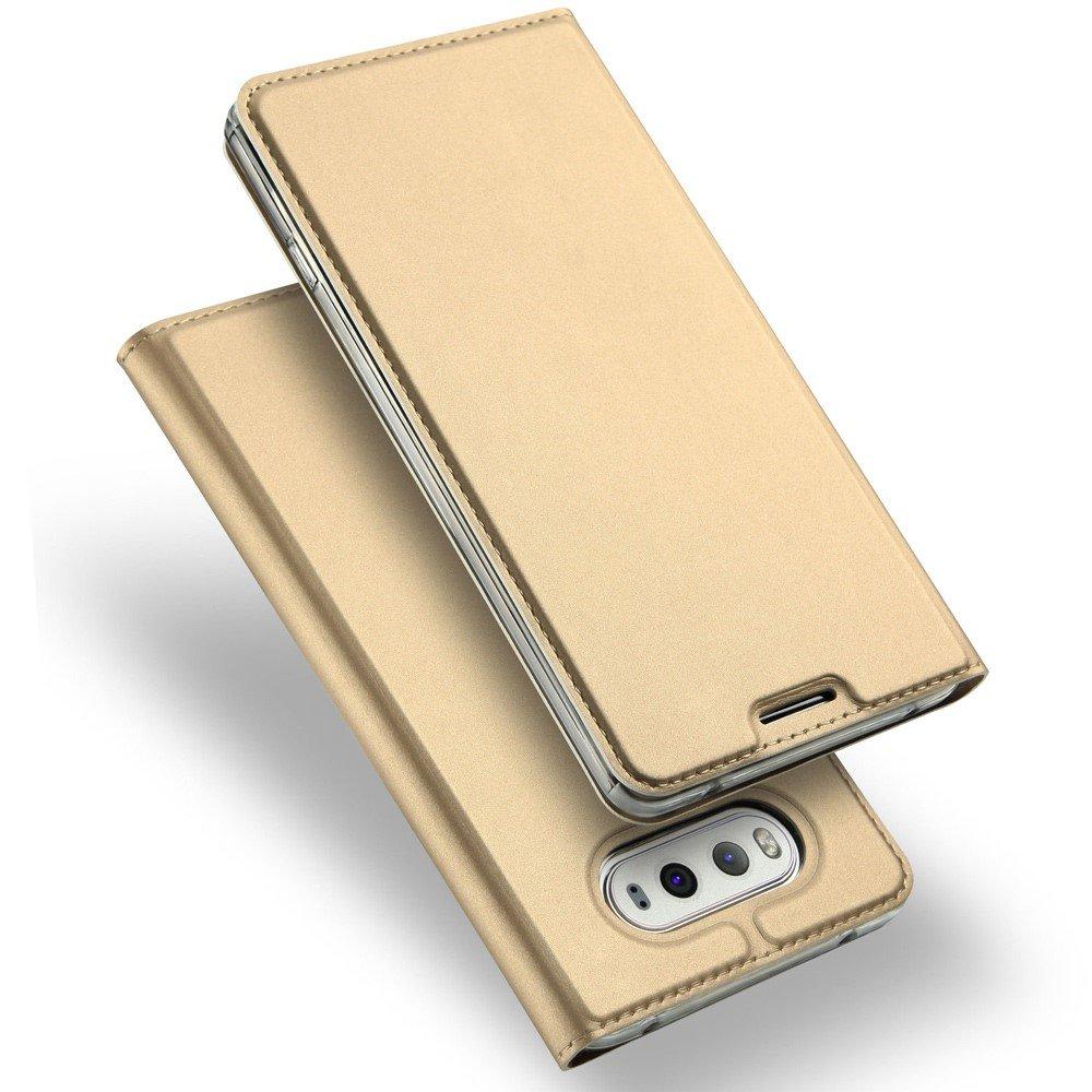 Billede af LG G6 DUX DUCIS FlipCover m. Kortholder - Guld