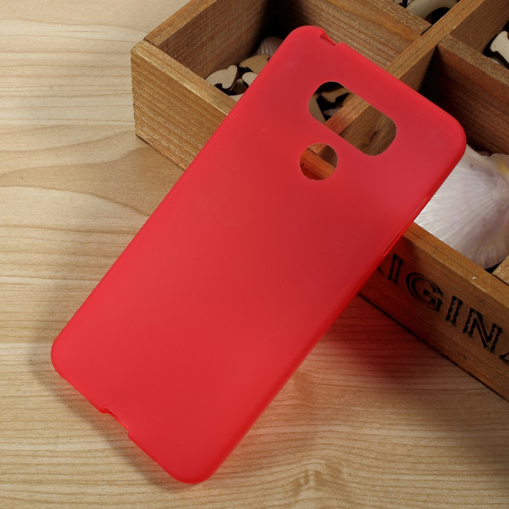 Billede af LG G6 InCover TPU Cover - Rød