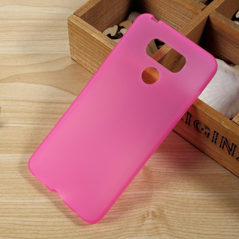 Billede af LG G6 InCover TPU Cover - Rosa
