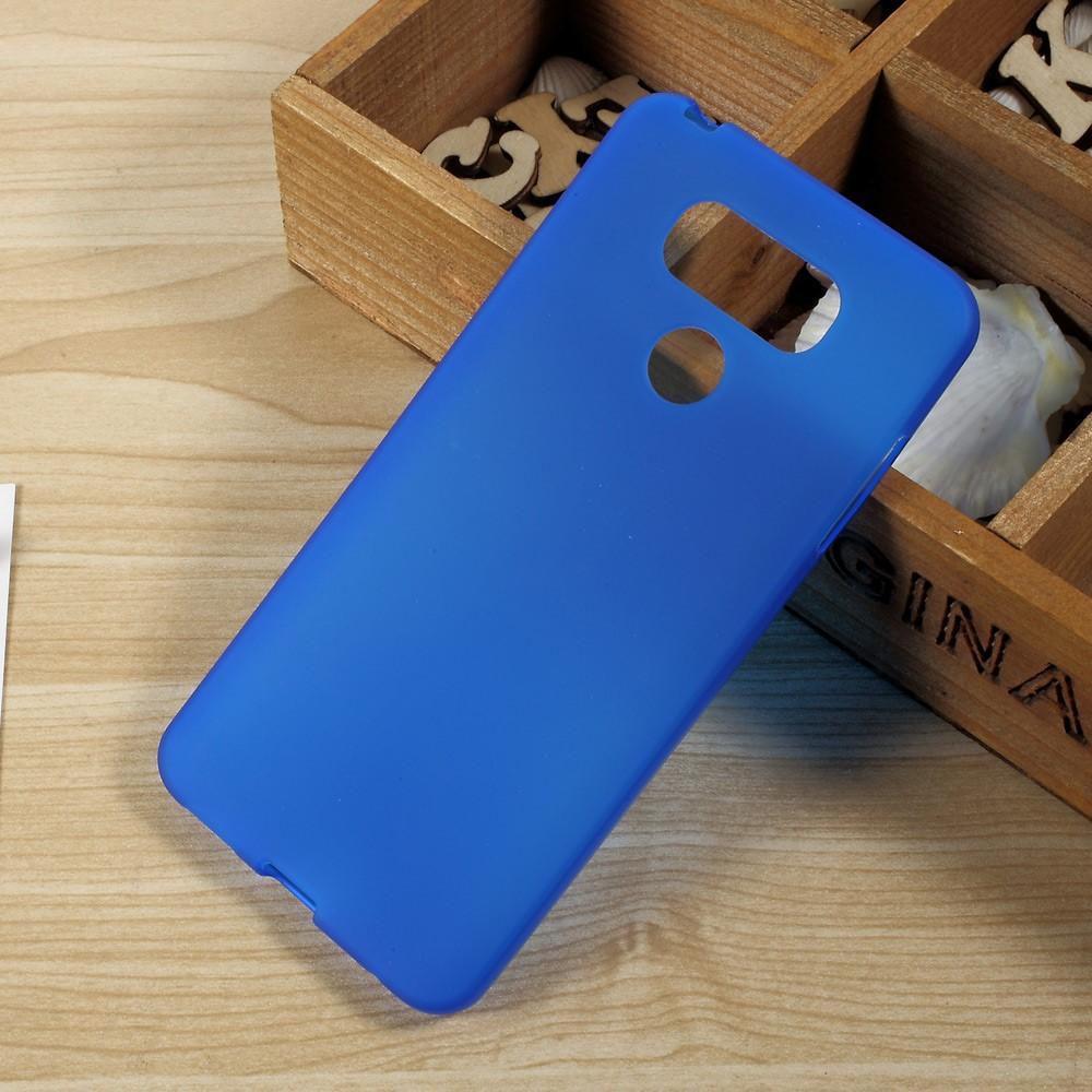 Billede af LG G6 InCover TPU Cover - Blå