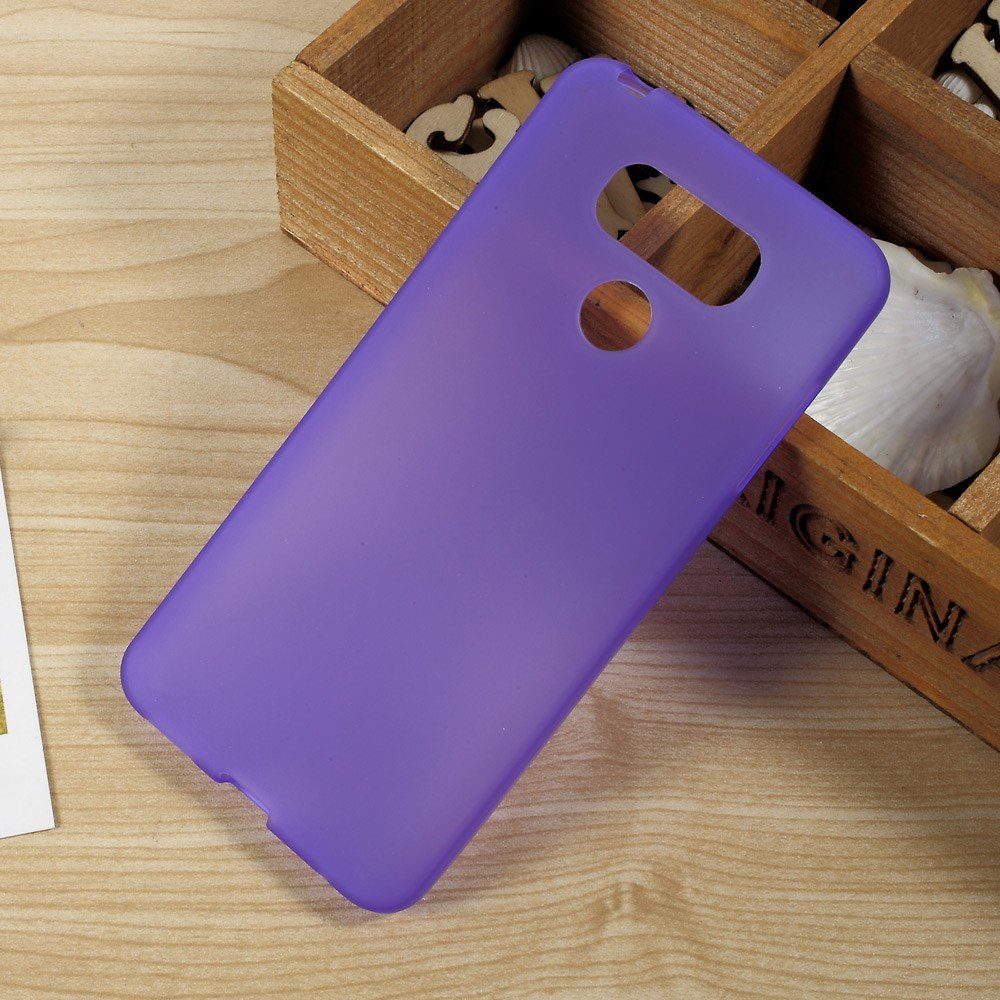 Billede af LG G6 InCover TPU Cover - Lilla