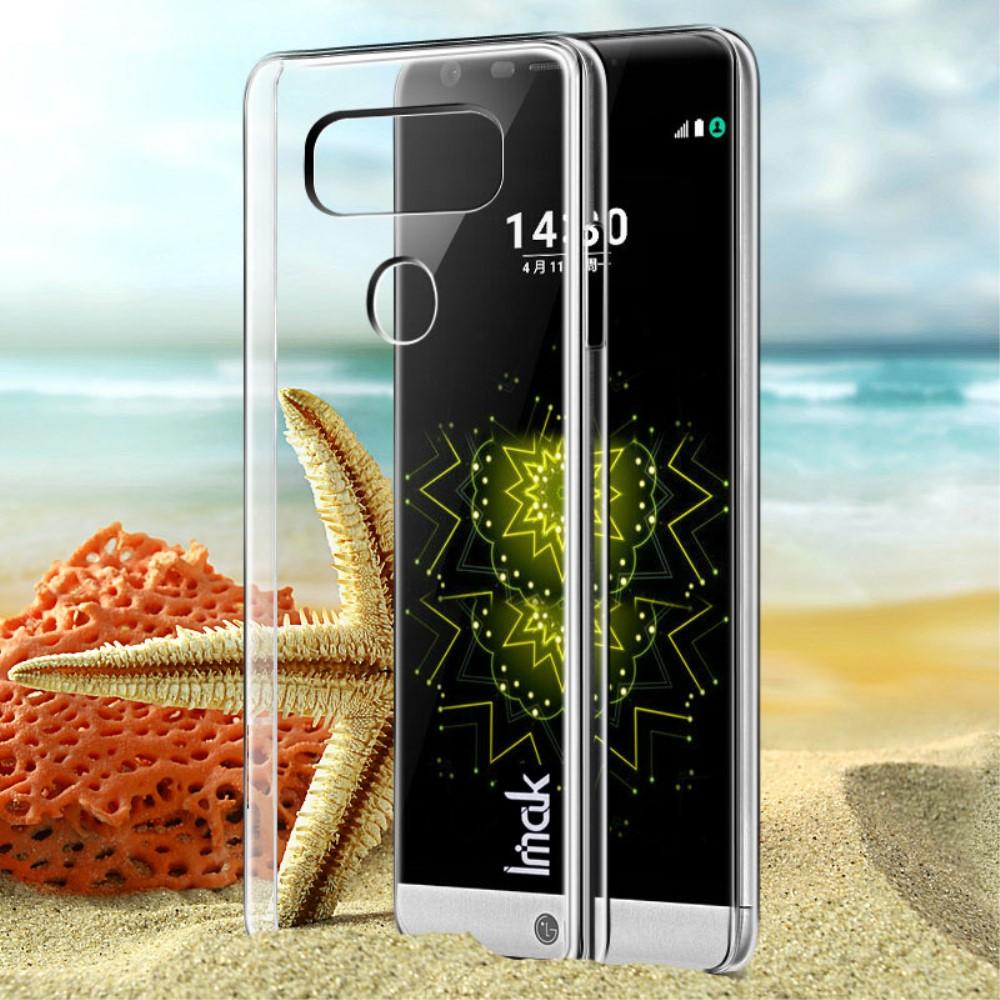 Billede af LG G6 IMAK Plastik Cover - Gennemsigtig