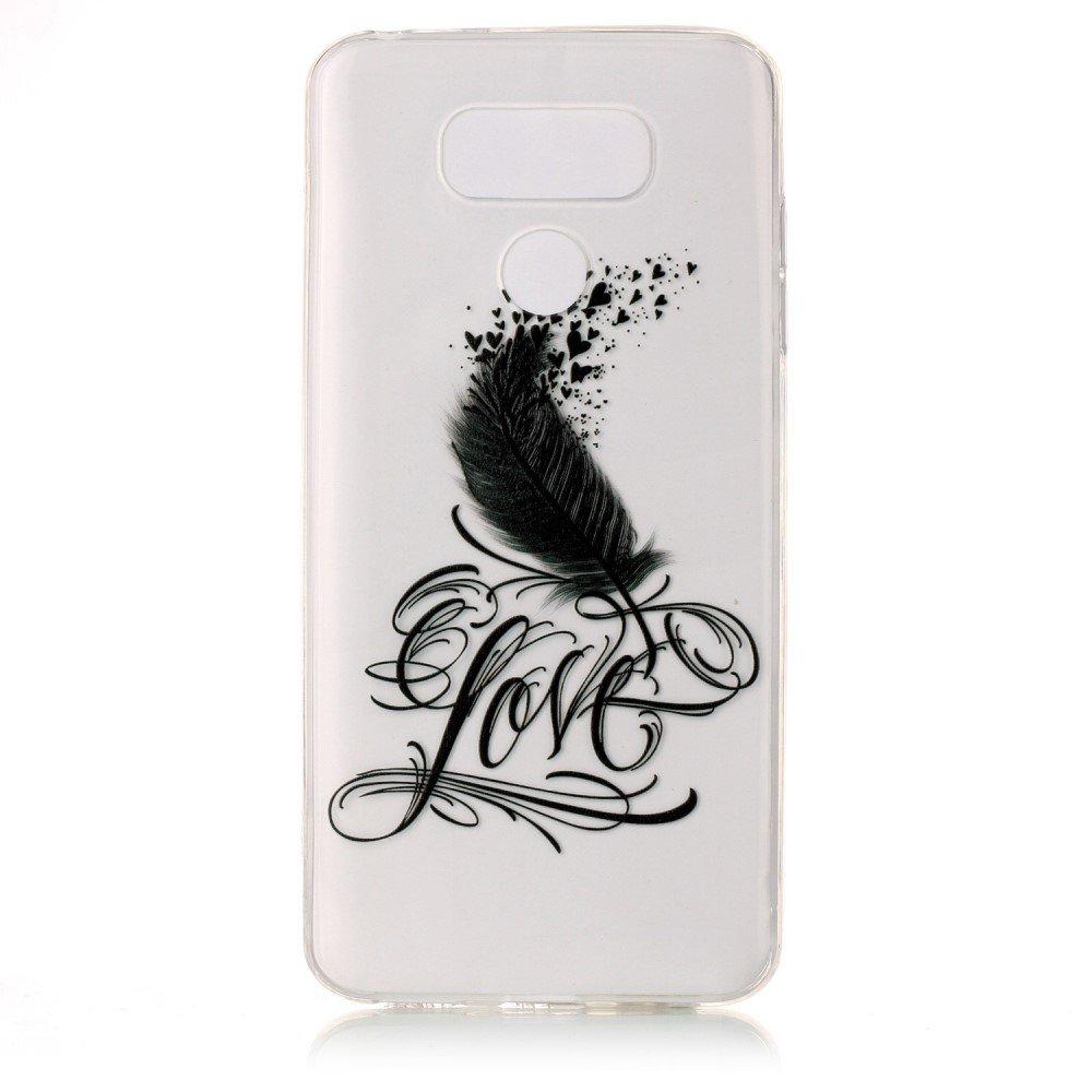 Billede af LG G6 InCover TPU Cover - Love