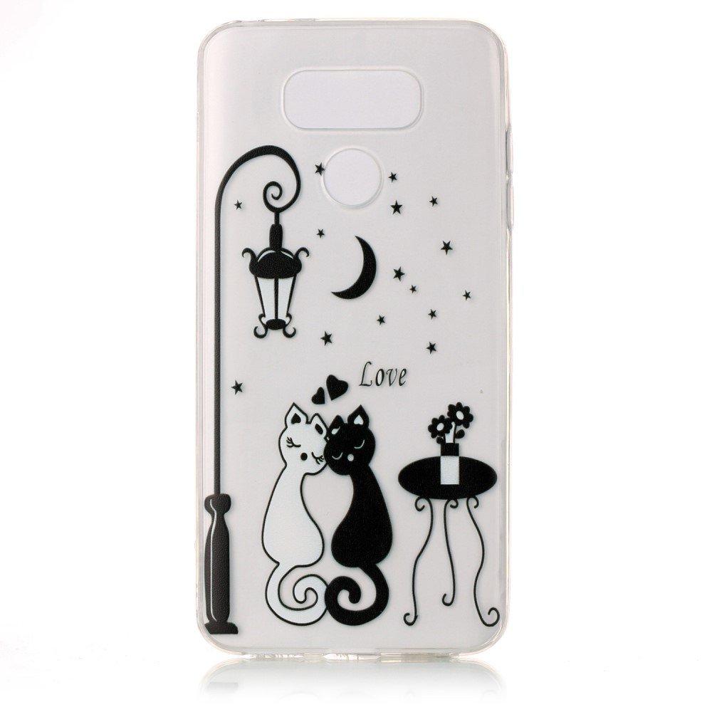 Billede af LG G6 InCover TPU Cover - Cats