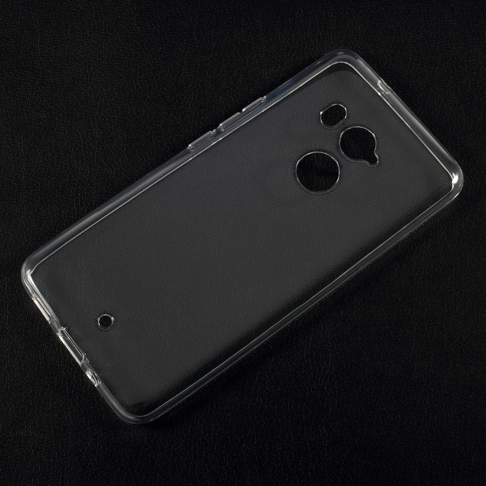 Image of HTC U11 Plus inCover TPU Cover - Gennemsigtig