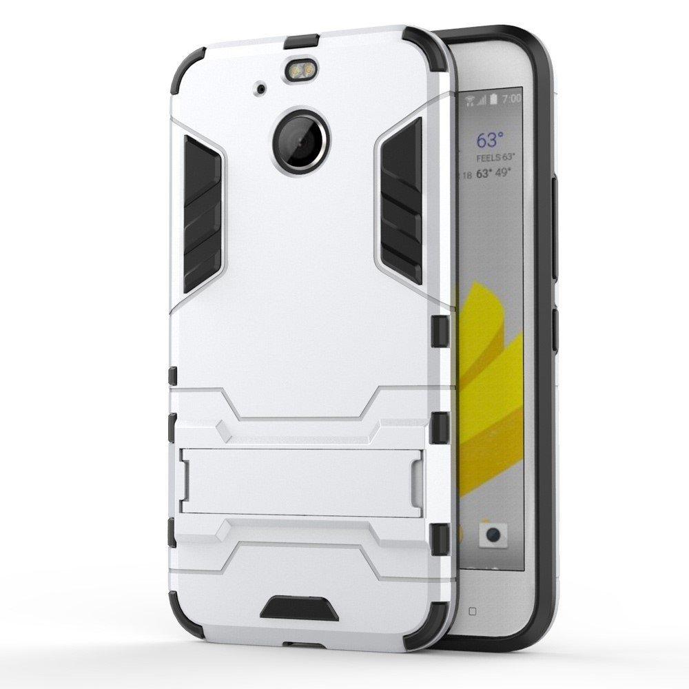 Billede af HTC 10 Evo InCover TPU Hybrid Cover - Sølv
