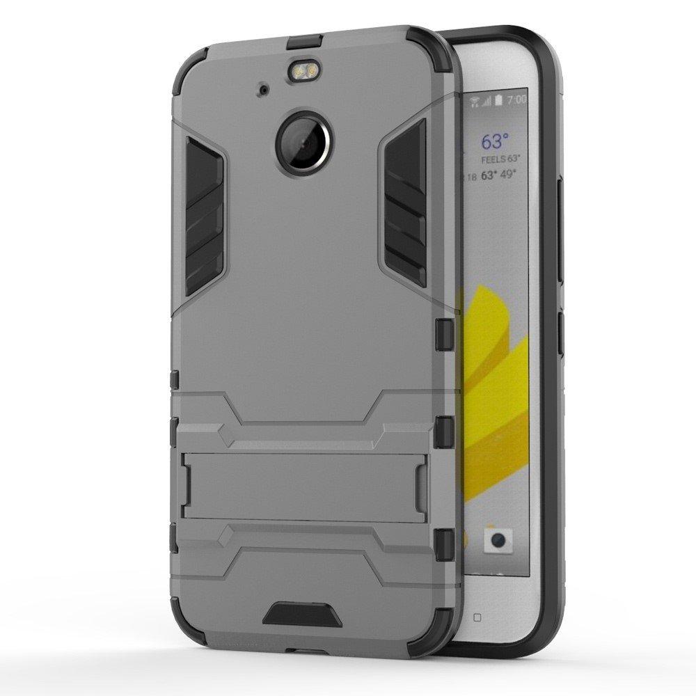 Billede af HTC 10 Evo InCover TPU Hybrid Cover - Grå