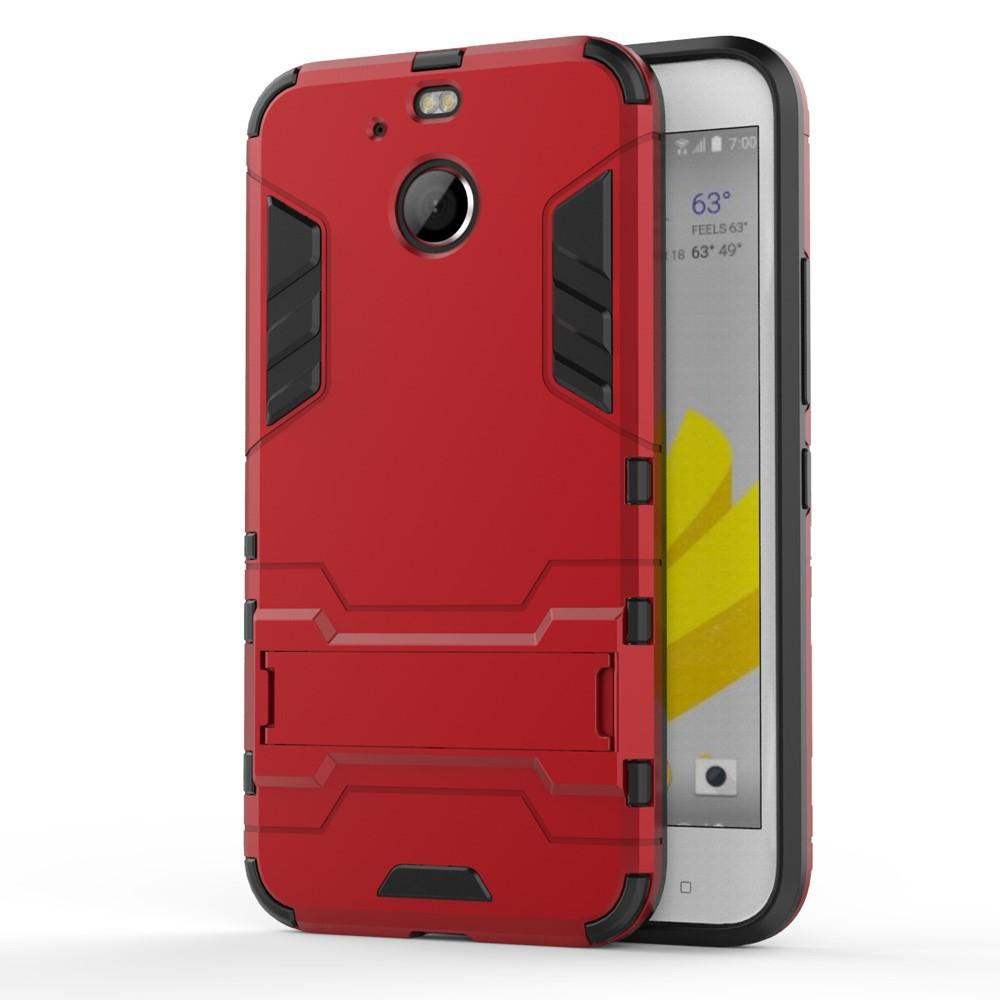 Billede af HTC 10 Evo InCover TPU Hybrid Cover - Rød