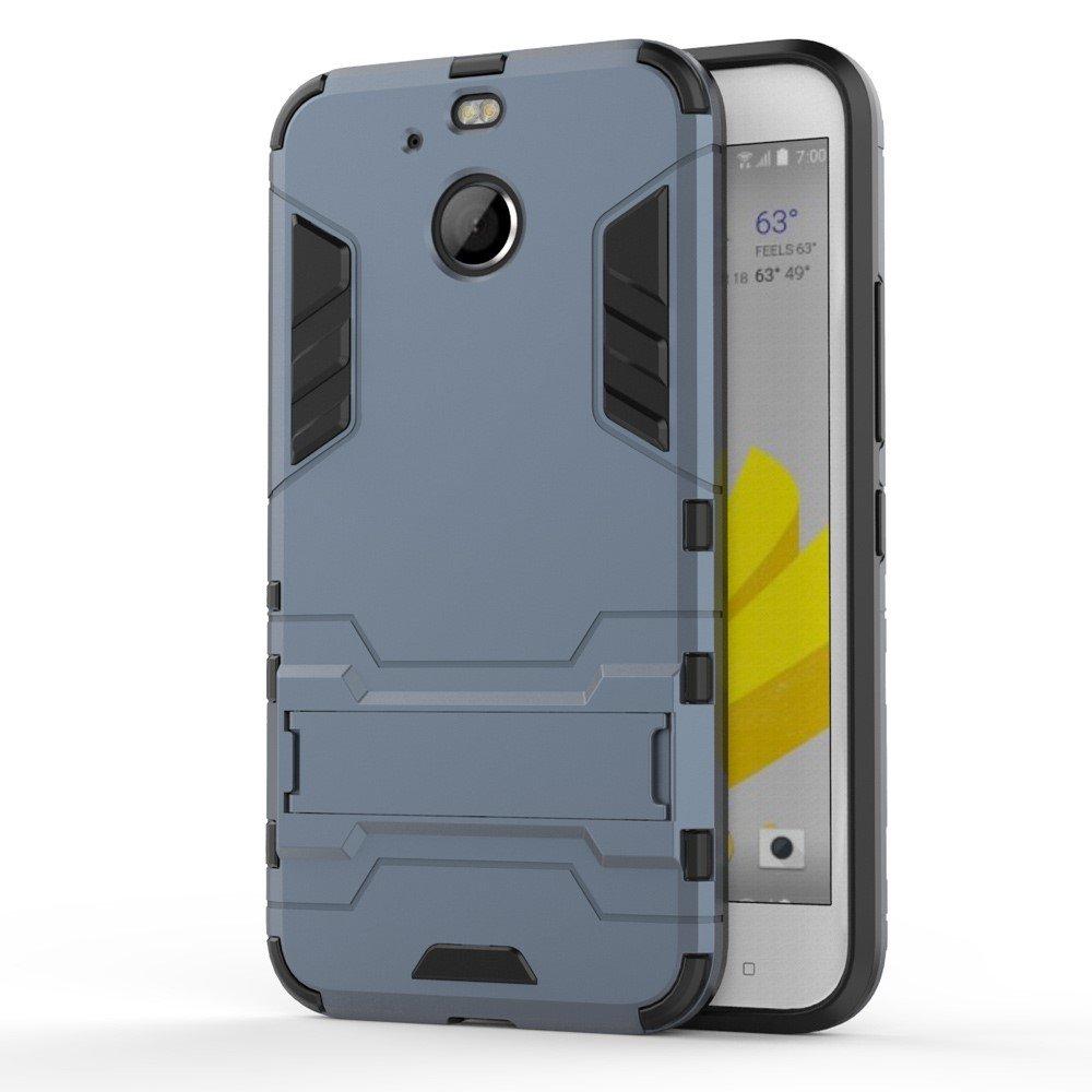 Billede af HTC 10 Evo InCover TPU Hybrid Cover - Mørk Blå
