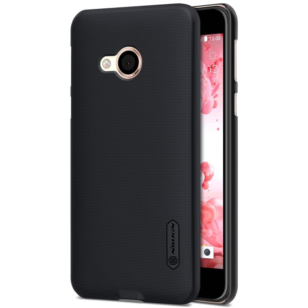 Billede af HTC U Play NILLKIN Plastik Cover - Frosted Sort