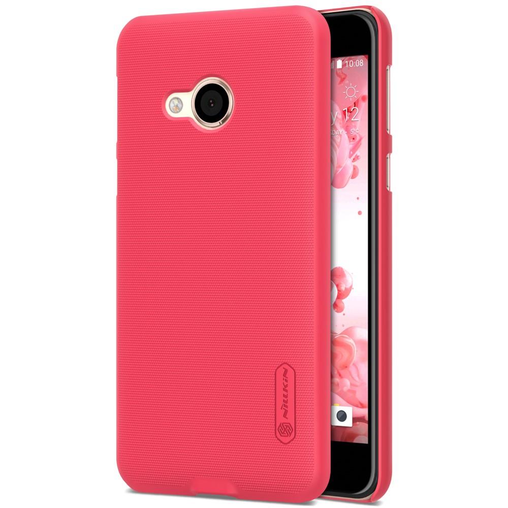 Billede af HTC U Play NILLKIN Plastik Cover - Frosted Rosa