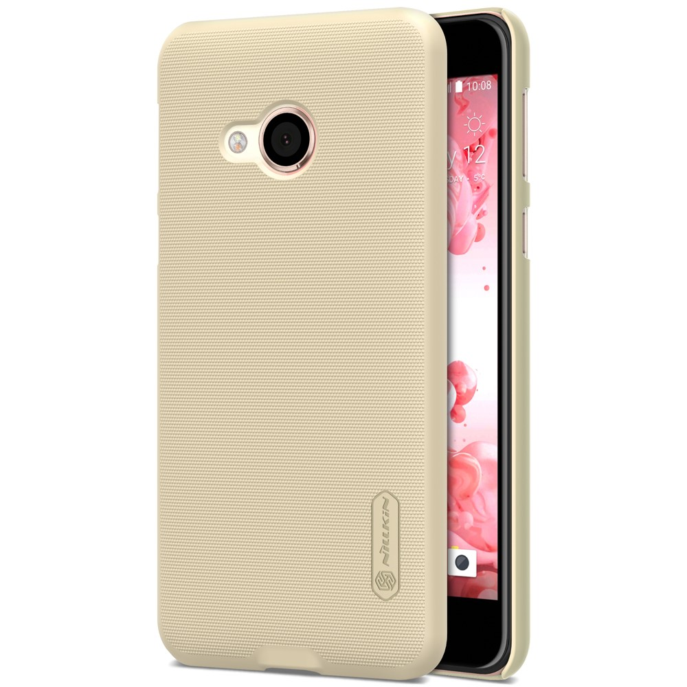 Billede af HTC U Play NILLKIN Plastik Cover - Frosted Guld
