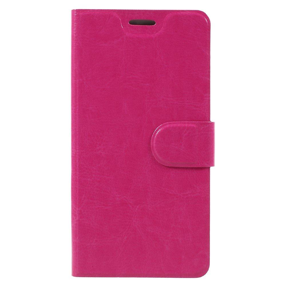 Billede af HTC U Play PU læder FlipCover m. Kortholder - Rosa