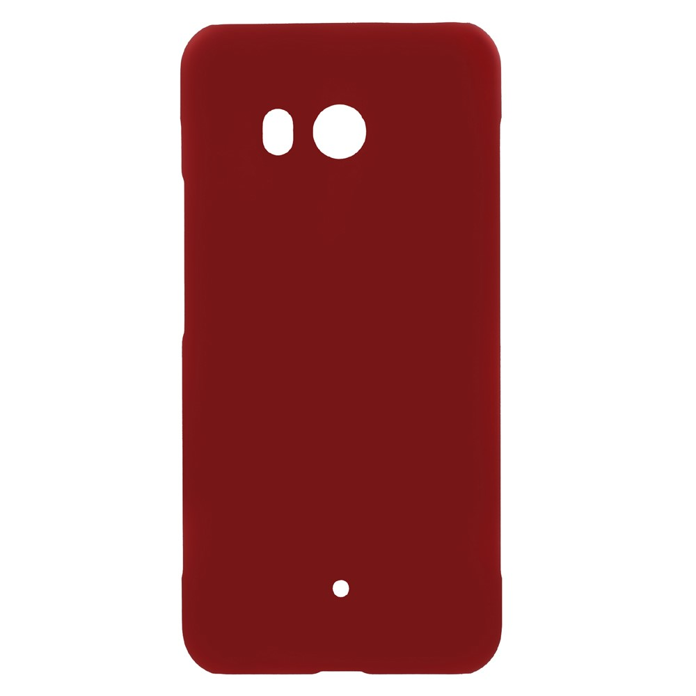 Image of HTC U11 inCover Plastik Cover - Rød