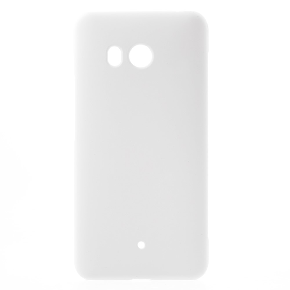 Image of HTC U11 inCover Plastik Cover - Hvid