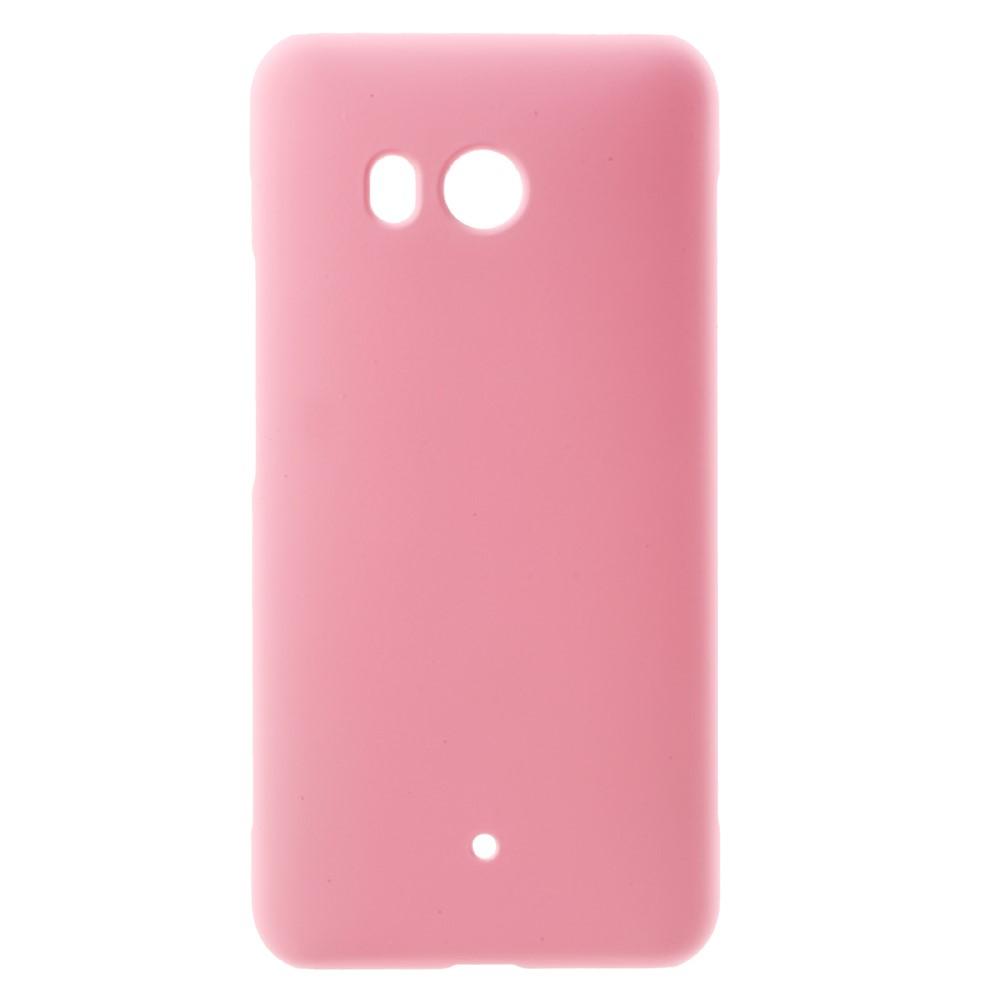 Image of HTC U11 inCover Plastik Cover - Lyserød