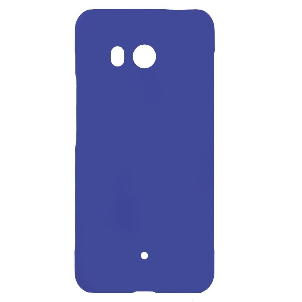 Image of HTC U11 inCover Plastik Cover - Mørk Blå