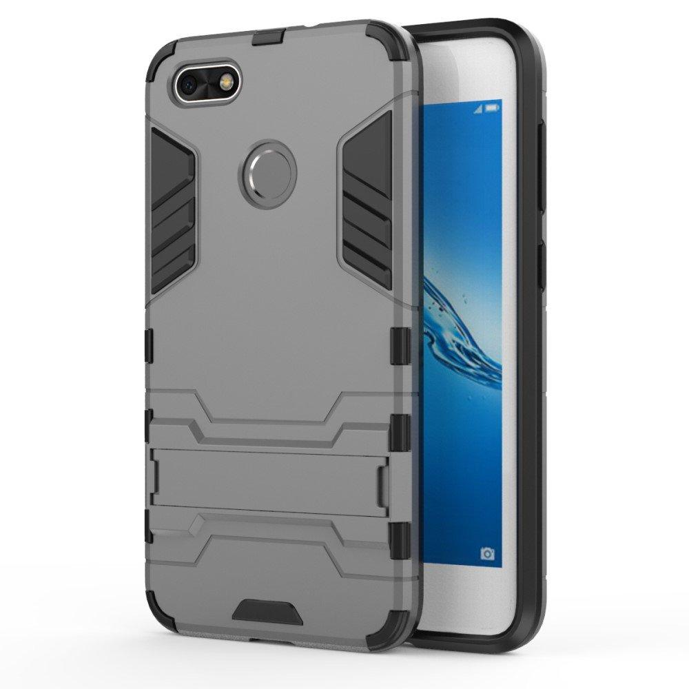 Billede af Huawei P9 Lite Mini inCover TPU Hybrid Cover - Grå