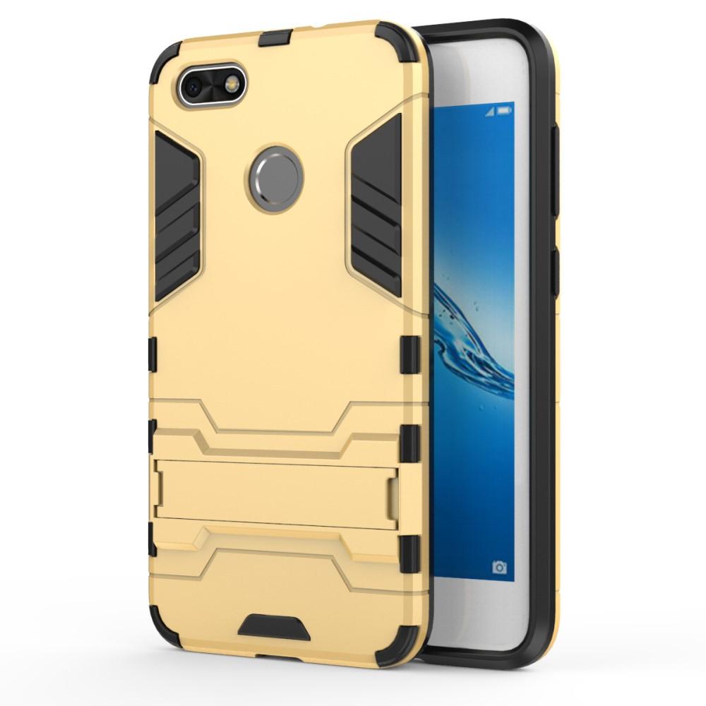 Billede af Huawei P9 Lite Mini inCover TPU Hybrid Cover - Guld