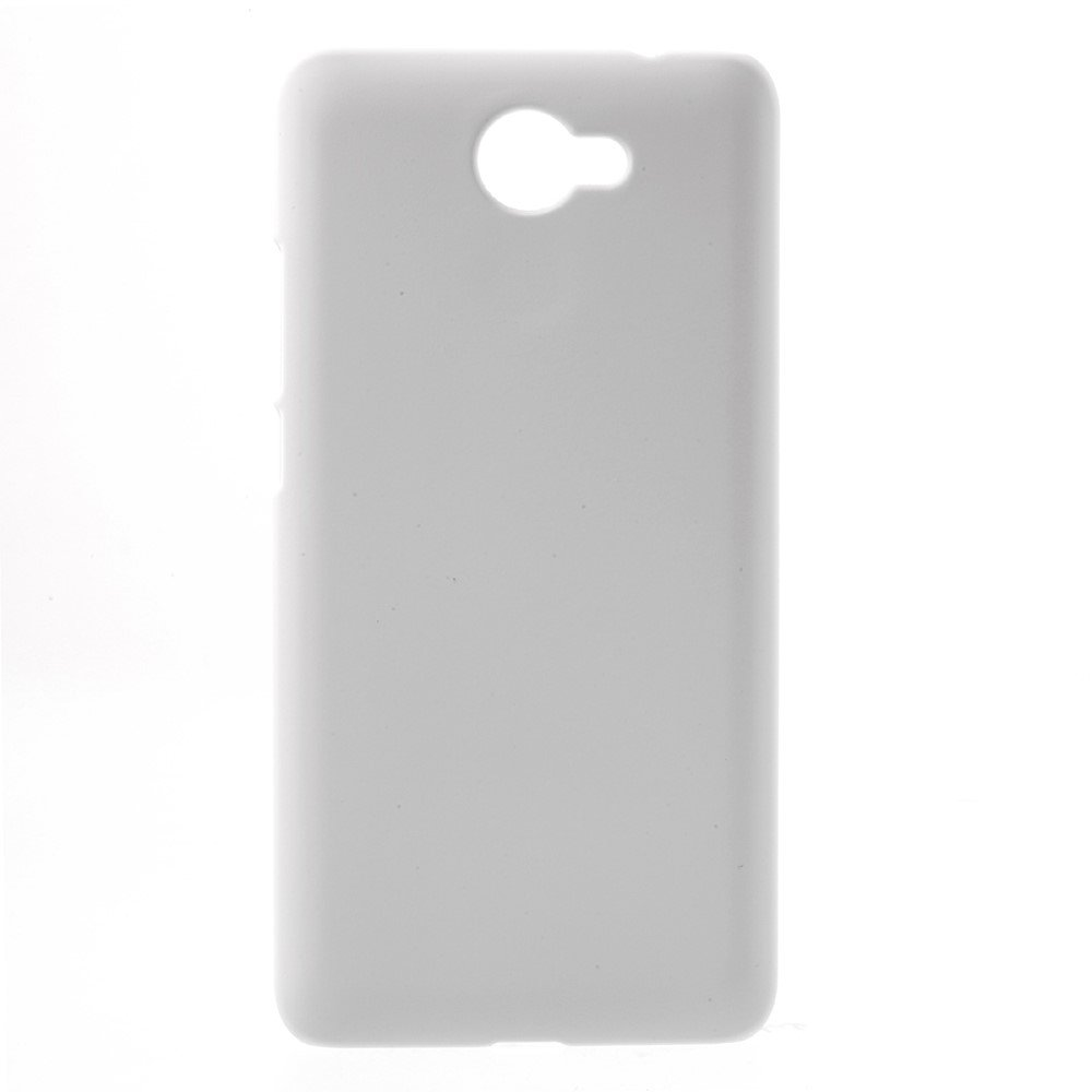 Image of Huawei Y7 inCover Plastik Cover - Hvid
