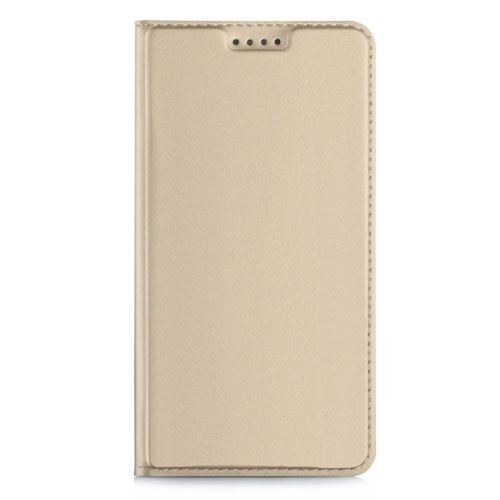 Image of Huawei Mate 10 Pro Deluxe Flip Cover Med Pung - Guld
