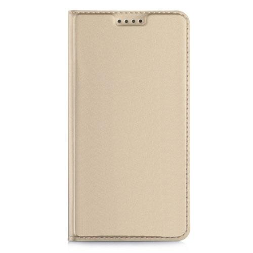 Billede af Huawei Mate 10 Pro Deluxe Flip Cover Med Pung - Guld