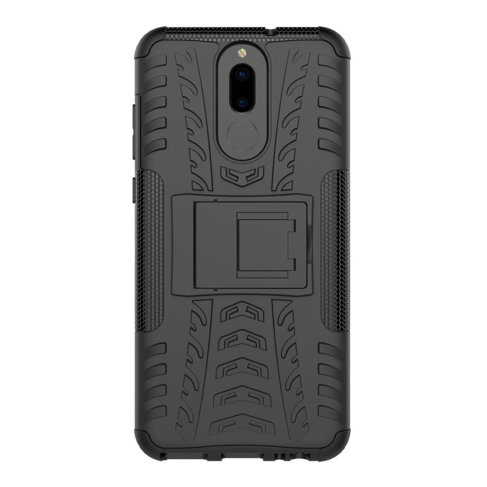 Billede af Huawei Mate 10 Lite inCover TPU Hybrid Cover - Sort