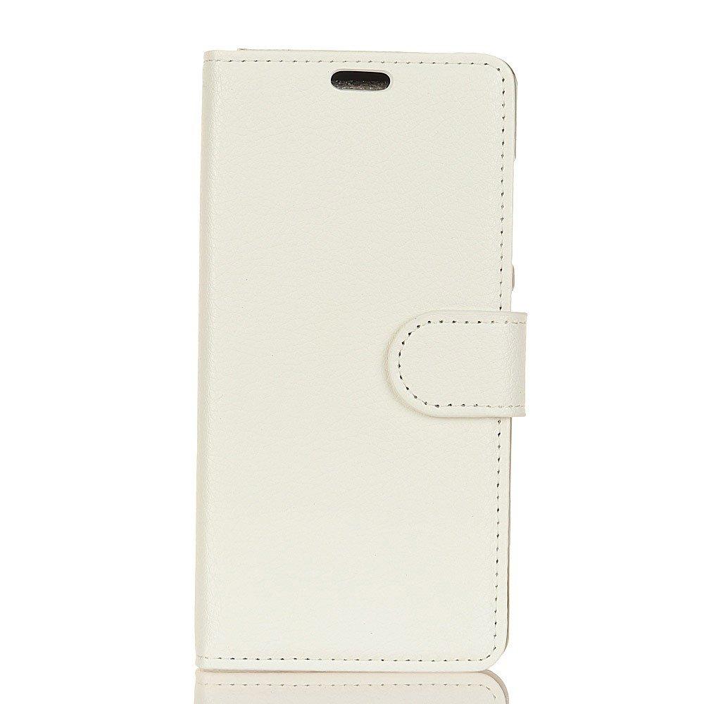 Billede af Huawei Mate 10 Pro PU læder Flipcover m. Kortholder - Hvid