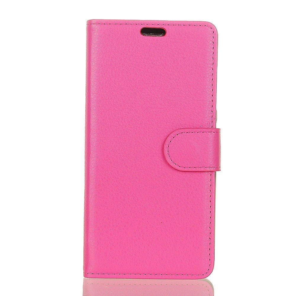 Billede af Huawei Mate 10 Pro PU læder Flipcover m. Kortholder - Pink