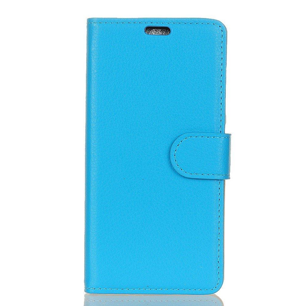 Billede af Huawei Mate 10 Pro PU læder Flipcover m. Kortholder - Blå