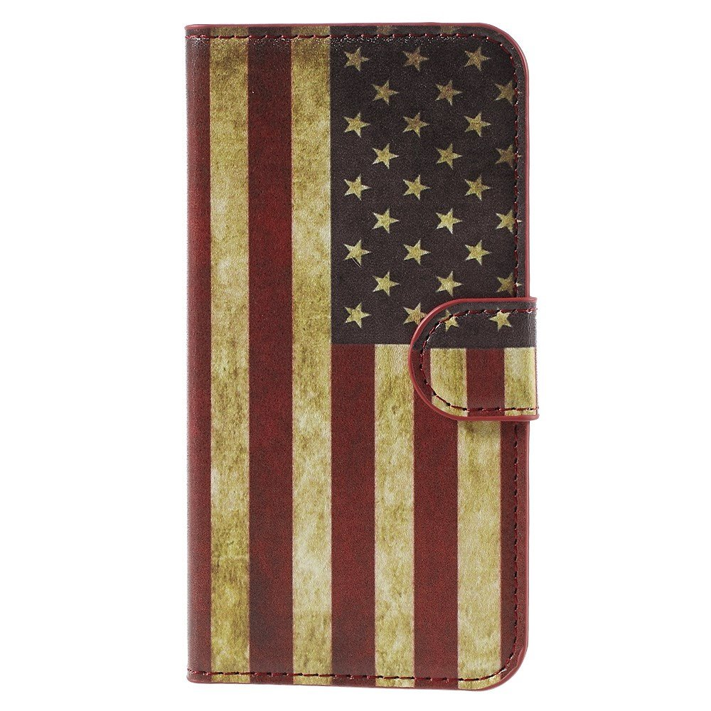 Image of Huawei Ascend Y560 Smart Flip Cover m. Stand - Union Jack