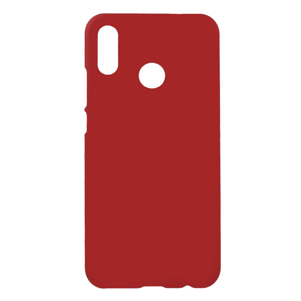 Image of Huawei P20 Lite inCover Gummibelagt Cover - Rød